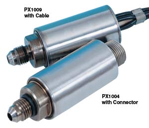 High Temperature Pressure Transducers